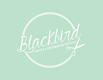 Blackbird Fabrics - Full Branding Suite