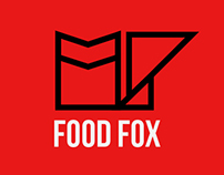 Food Fox Logo Project