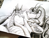 .Two Fat Dragons.
