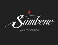 Sàmbene logo redesign