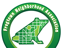 Frogtown Neighborhood Association Logo
