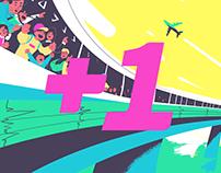 +1 | Taipei Metro Branding Film