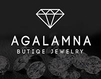 AGALAMNA - Jewelry Store App