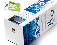 Winner Pro Carton award Creative Cartonboard Packaging