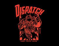 Prints for Ocado / Dispatch