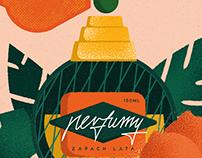 Perfumes of summer/ perfumy lata