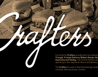 The Crafters | F&B Group Branding