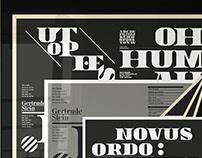 Klint Typeface