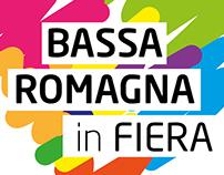 Logo Bassa Romagna in Fiera