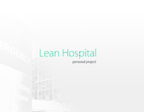 Lean Hospital's Personal Project