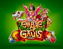 "Slotmachine - ""Empire of Gauls"""