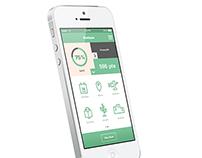 The Redanes - App Design