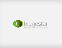TuBienestar | Branding, UI