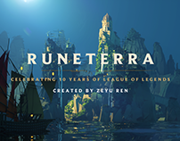 RUNETERRA - Celebrating 10 Years of League of Legends