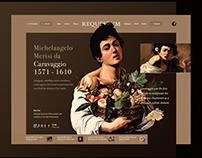 Caravaggio artist page