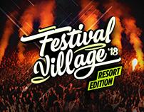 Festival Village 2018