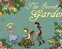 O Jardim Secreto