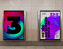 Metro Ad Screen Mock-Ups 8 (v.2)