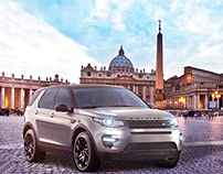 Land Rover - New Discovery Sport Revealed