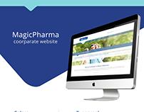 Magicpharma Website