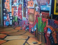 pinturas  habitables