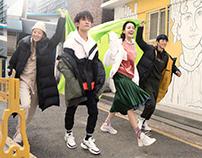 Adidas neo - 2019 AW Campaign (Sep to Nov)