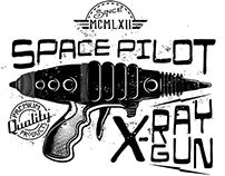 6 Sci-Fi Badges