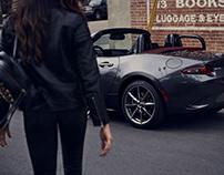 The Mazda MX5 lifestyle
