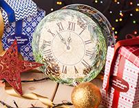 Candy Packaging Design – Gustul Sarbatorilor