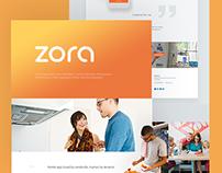 Zora Ux & Ui