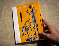 JUHÁSZ FERENC - A VÉGTELEN TÜKRE - book cover / 2015