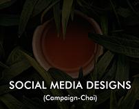 Social Media - Chai Campaign