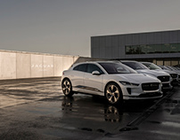 Jaguar Design Studio - Nick Guttridge