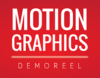 Motion Graphics - Demoreel