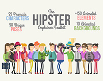 Hipster Explainer Toolkit