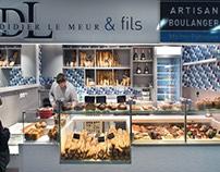 Didier Le Meur & Fils / Boulangerie Pâtisserie