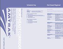 Amtrak Train Schedule