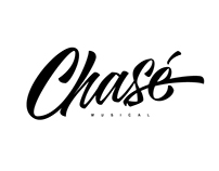 Lettering/Brand Chasé Musical