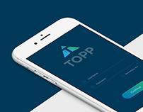 TOPP Soccer | Website, App, Branding