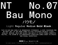 NT Bau Mono