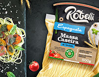 Logo and Packaging for Fresh Pasta - BRAZIL