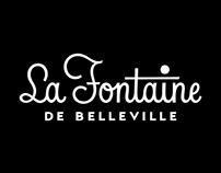 Belleville Cafe | Ged Palmer