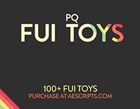 PQ FUI Toys