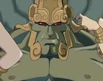 Ogre, God of War