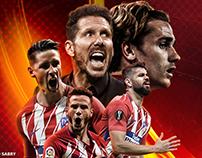 Atletico Madrid Super European Champion