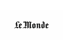 Le monde / illustration paper