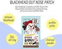 Ads for Dewytree Blackhead Nosepatch