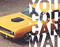 Automotive Graphic & Digital Design Compilation