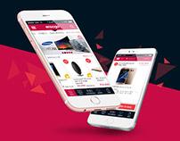 Ensogo Mobile App 2016