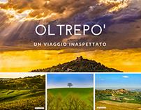 Oltrepò Pavese    Italian landscape